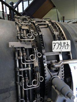 F104「スターファイター」のエンジン;アフターバーナー!